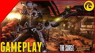 2 Hours of The Surge: The Good The Bad and the Augmented Gameplay [PC]