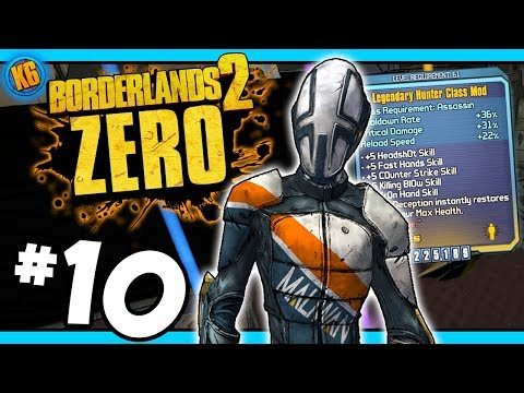 LUCKY DAY?! - Road to Ultimate Zer0 | Day #10 [Borderlands 2]