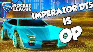 Imperator DT5 Is OP | Rocket League Montage