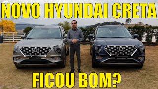 Novo Hyundai Creta 2022 ficou bom?