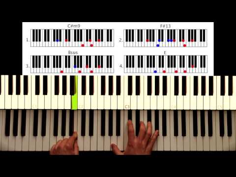 How To Play: Isn't She Lovely - Stevie Wonder. Original Piano Lesson. Tutorial By Piano Couture. - Coen Modder - Piano Couture