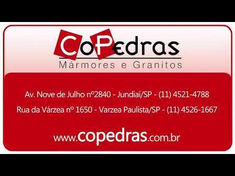 Vídeo de Copedras Marmoraria em Jundiaí, SP por Solutudo