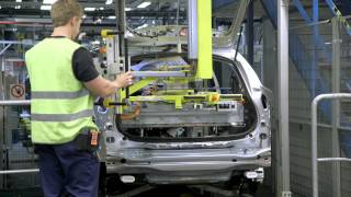 Volvo V60 Plug-in Hybrid Production