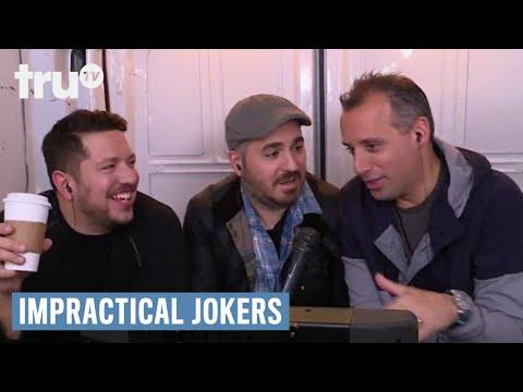 Impractical Jokers - New York City Murr-A-Thon (Punishment)   truTV