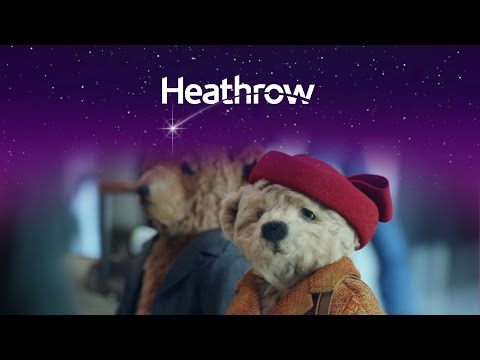 Heathrow Airport Commercial (2016 - 2017) (Television Commercial)