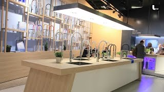 LIVING KITCHEN imm cologne 2017 LIFESTYLE TV Video