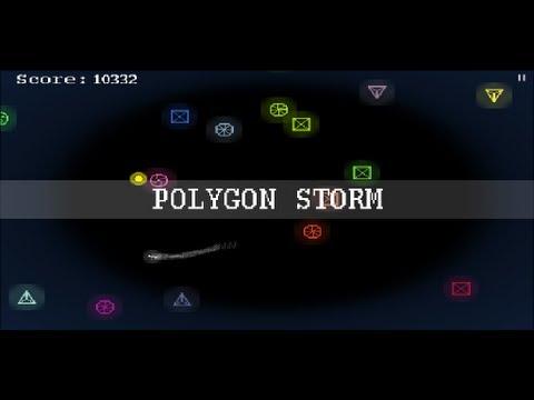 Video of Polygon Storm