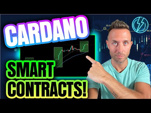 Cardano SMART CONTRACTS Are Here! ADA Price Waits For Next Move...