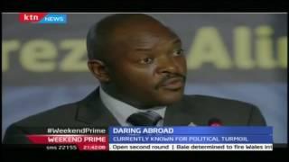 Daring Abroad: Kenyan Teachers in Burundi, 18th June 2016
