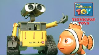 Disney/Pixar Wall-E and Nemo