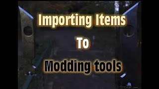 Importing Weapons from internet