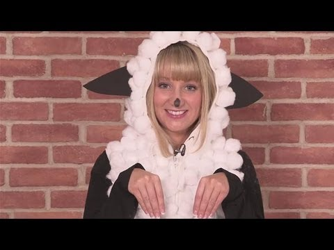 , title : 'How To Design A Sheep Costume