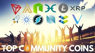 Top Coins from Our Community