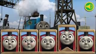 Top Kids Games 2017 Thomas and Friends Best Family Fun Game - Thomas the Train Full Episodes