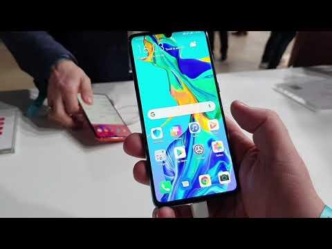 Anteprima Huawei P30 e P30 Pro