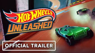 Hot Wheels Unleashed - Official Gameplay Trailer by GameTrailers