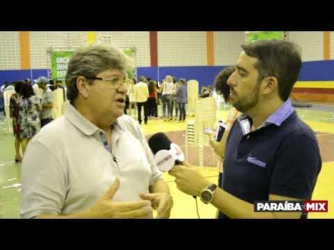 João Azevedo fala sobre gestão do PSB e escolha do seu candidato a vice