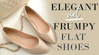 CLASSY FLAT Shoe Styles For Summer That Look Effortlessly ELEGANT | Classy Fashion For Women