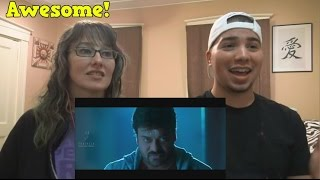 MOM & SON REACTION TO Khaidi No 150 Official Theatrical Trailer Reaction Mega Star Chiranjeevi