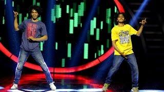 D3 D 4 Dance I Akhil & Ashvin - Hamma hamma I Mazhavil Manorama
