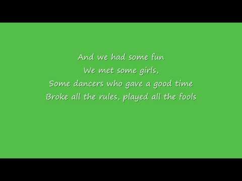 ACDC ThunderStruck + Lyrics