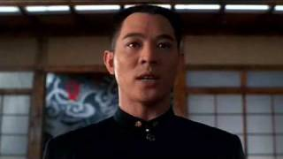 Fist of Legend - Jet Li (Chen Zhen) Dojo Fight HQ