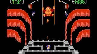 [Dendy/NES] Donkey Kong 3 [Полное прохождение / Longplay]