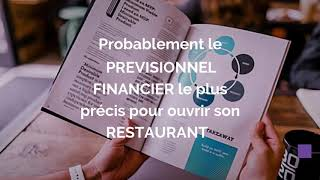 Business Plan Restaurant : Votre prévisionnel financier créé en 3 jours