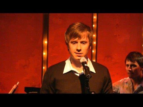 Steven Booth sings Pasek and Paul's