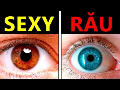 Vedere deteriorată la ochiul drept
