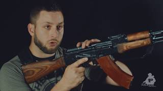 How to reload an AK