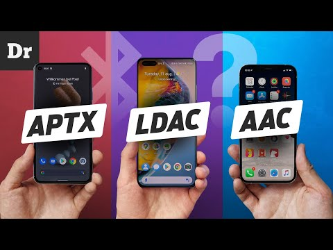 BLUETOOTH КОДЕКИ: SBC, AAC, aptX, LDAC. ЧТО ЛУЧШЕ?