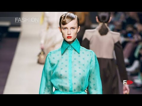 FENDI Fall Winter 2019 Milan - Fashion Channel