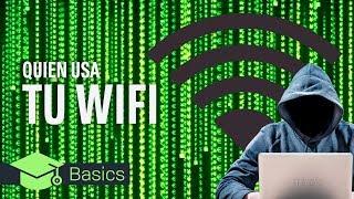 Cómo VER quien ESTÁ CONECTADO a TU WiFi
