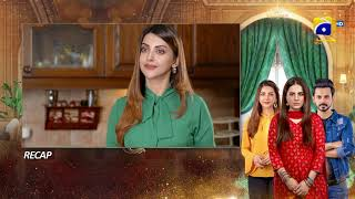 Recap - Bechari Qudsia - Episode 64 - 23rd September 2021 - HAR PAL GEO