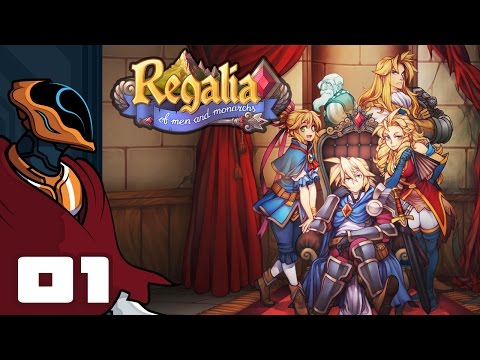 Let's Play Regalia: Of Men And Monarchs - PC Gameplay Part 1 - Repo Ogre's Gonna Break Yer Knees