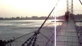Suspension Bridge Mahakali (Jhulange Pul)