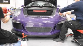 Spotless Detailing Porsche GT3RS 4.0 Xpel Paint Protection Film