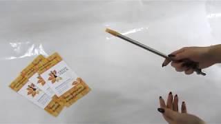 Мундштук для шланга кальяна Kaya Shisha INOX Steel L, видеообзор 1