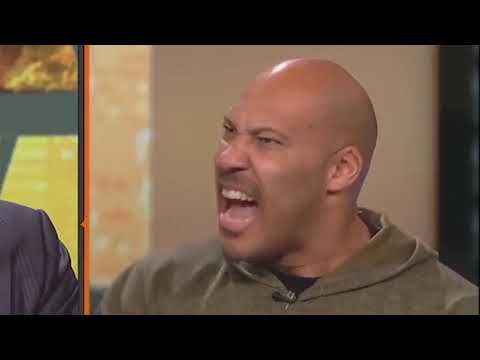 "NBA ""EXCHANGING BLOWS"" Moments"