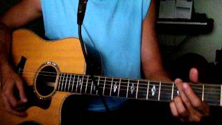 Bebo Norman - My Eyes Have Seen Holy HOW TO PLAY ON ACOUSTIC