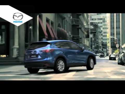 Mazda CX-5: El SUV perfecto