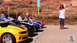 Montable Shelby y Camaro Car Racer