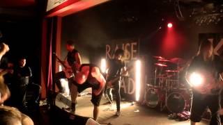 ABORTED- Gestated Rabidity live -Firlej Wrocław 2014