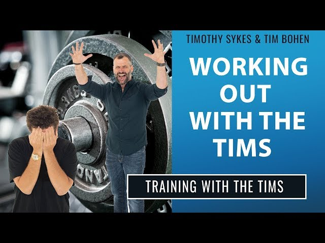 Workout With the Tim's {VIDEO}