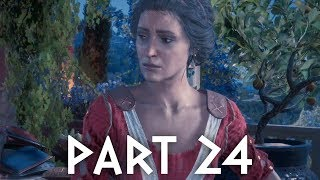 Assassin's Creed Odyssey Gameplay Walkthrough Part 24 - MOMMY ???