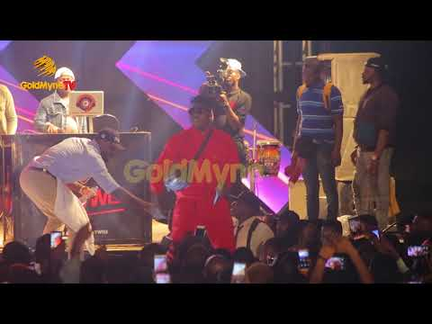 REEKADO BANKS & SKIIBII'S PERFORMANCE AT DJ KAYWISE JOOR CONCERT SEASON 4