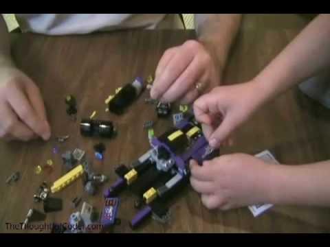 Vidéo LEGO Space Police 5982 : Le Vol du Distributeur de Billets