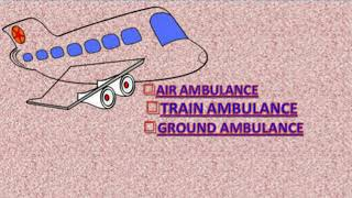 Avail the profit of implausibly perfective Vedanta Air Ambulance Delhi