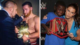 WWE Beautiful Emotional Moments #RESPECT! ●HD